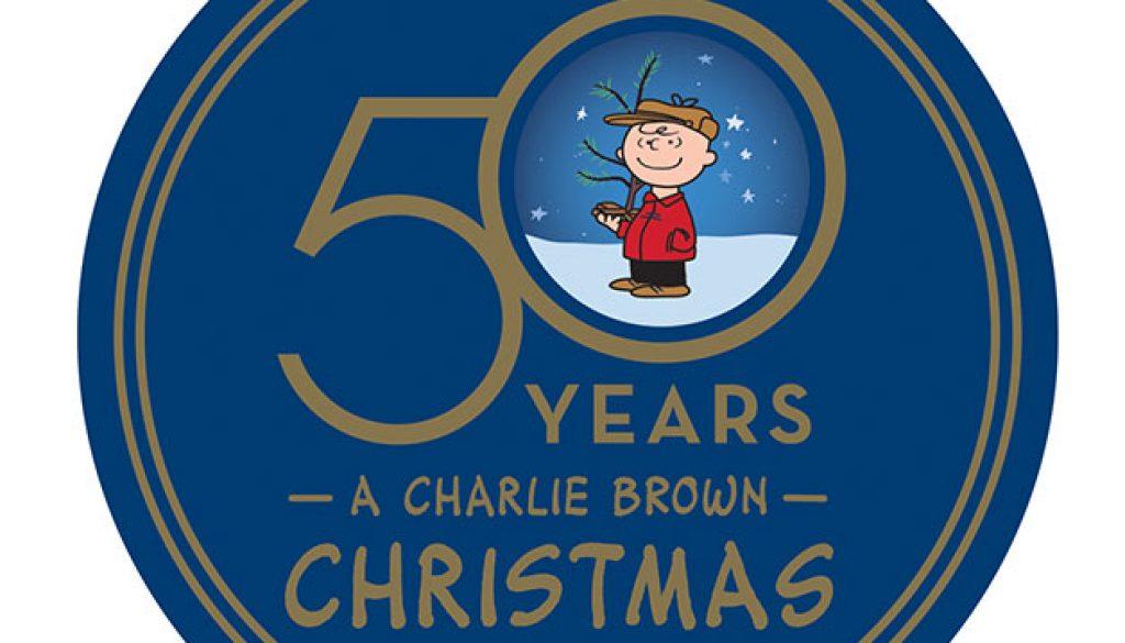 50 years Charlie Brown Christmas