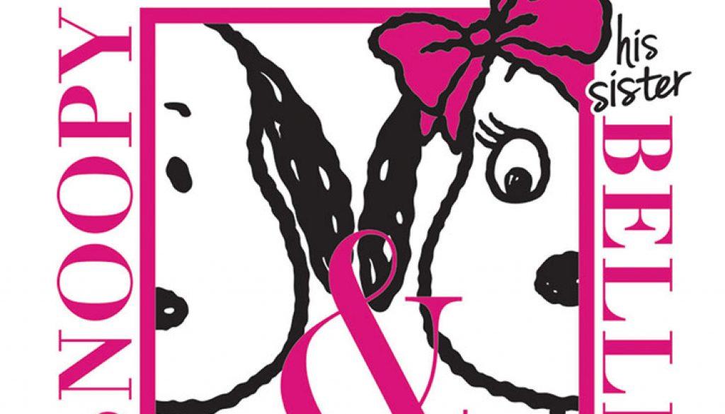 Snoopy & Belle